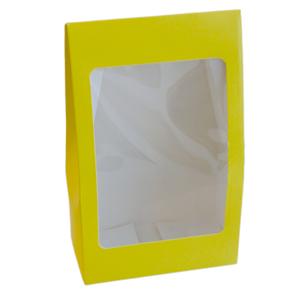 Pochette jaune rigide (48)
