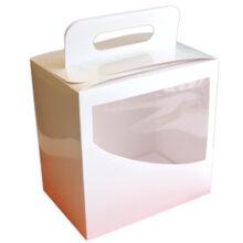 Boîte à moulage Blanche,T3