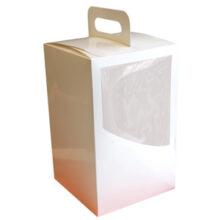 Boîte à moulage Blanche, T5