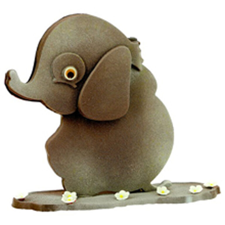 Elephant Kit Mold