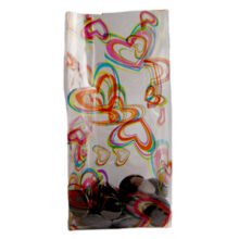 """""""heart vibes"""" collection bags"""