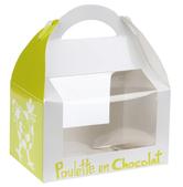 """Box """"Poulette en chocolat"""", large"""