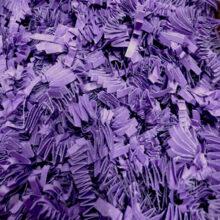 Amethyst purple Shred