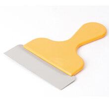 Scraper for mold, 145 mm