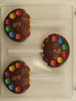 T019,Turkey lollipop mold
