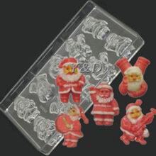 Santa Musicians