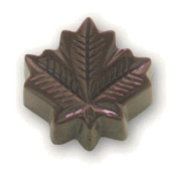Moule chocolat feuille d'érable
