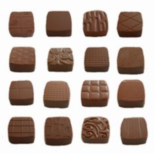 Assorted Square Bonbons