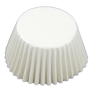 Caissettes blanches standard (1000)