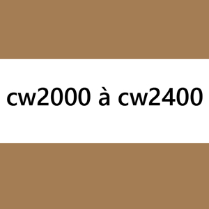 cw2000 à cw2400