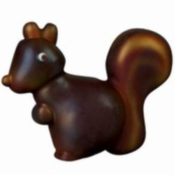 Moule écureuil 3D
