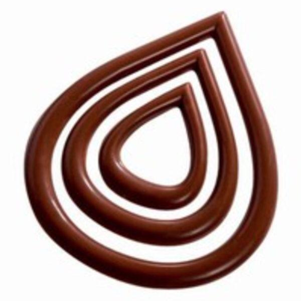 Décorations chocolat