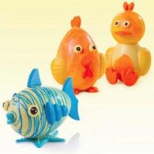 Animated Eggs Kit PVC Molds