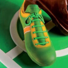 3D Soccer Cleats Mold