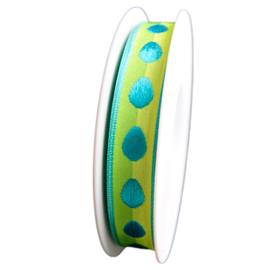 Blue egg ribbon (15mm)