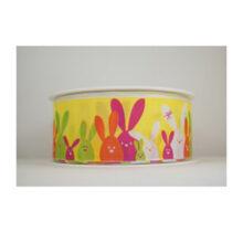 Yellow bunny parade (40mm)