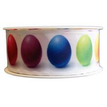 Rainbow egg ribbon (40mm)