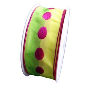 Pink egg ribbon (40mm)