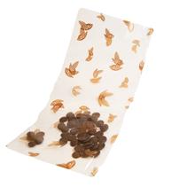 Cocoa pod flat bag (7x15)