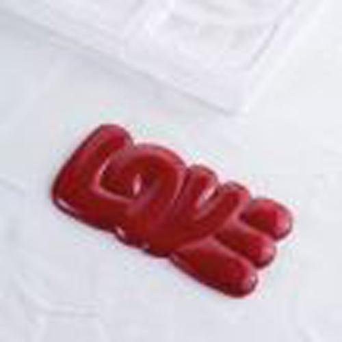 Moule tablette Love