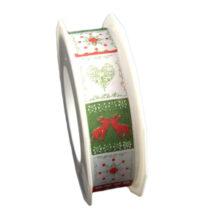 Christmas magic ribbon (25mm)