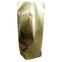 """Textured gold"" bag (M)"