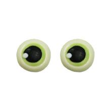 Round Eyes Mold (1in)