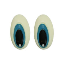 Oval Eyes Mold (0.8x1.4in)