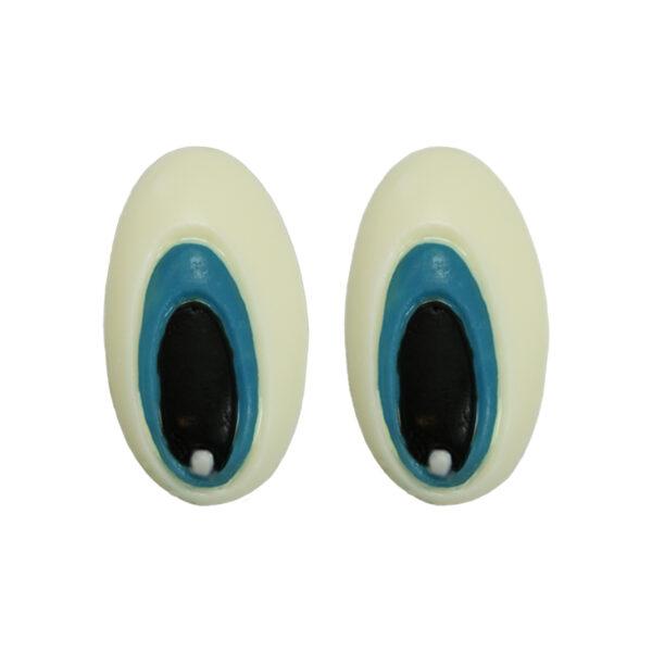 Moule yeux ovales (20x35mm)