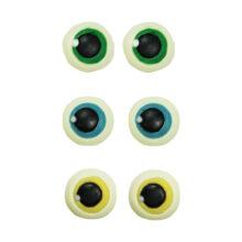 Round Eyes Mold (3/4in)