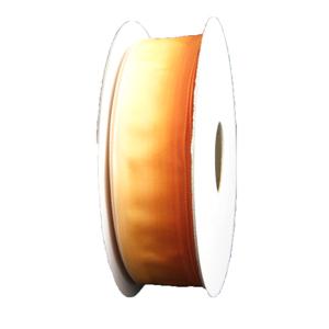 """Declination"" ribbon, Orange (25mm)"