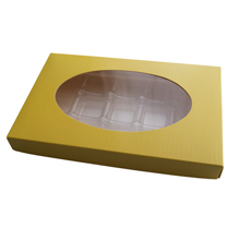 Daffodil, 1LB RECTANGULAR BOX