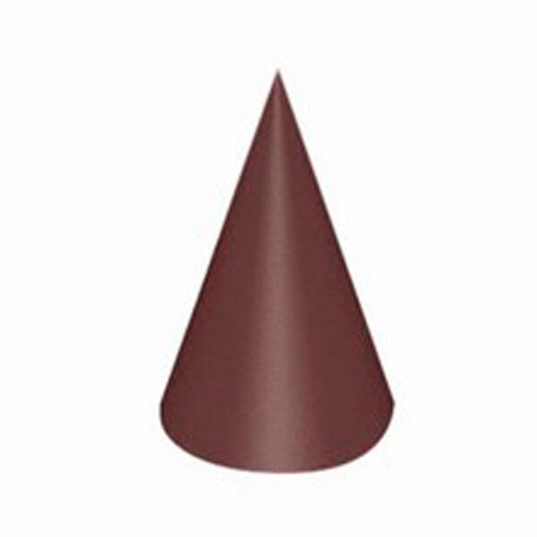 Moule double aimanté chocolat cône