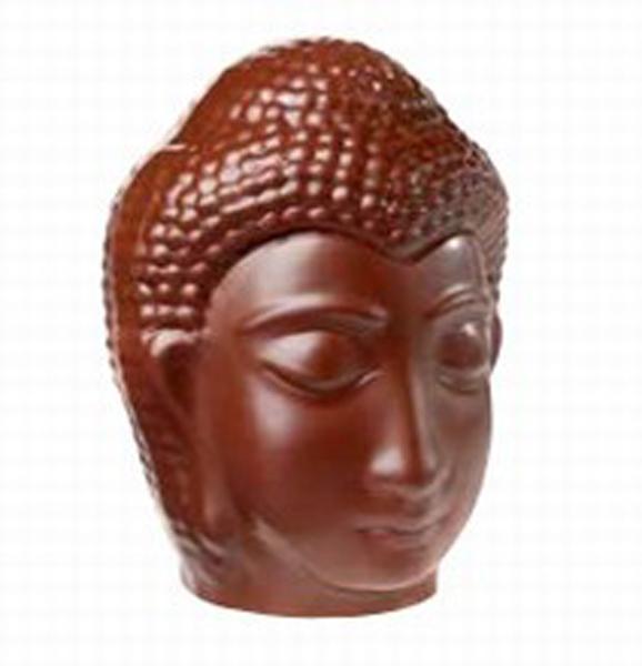 Moule tête de Bouddha
