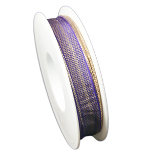 purple with golden patterns (0.5 in)