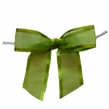 Green bows