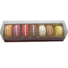 Java Coloured Macaron 7ct Box