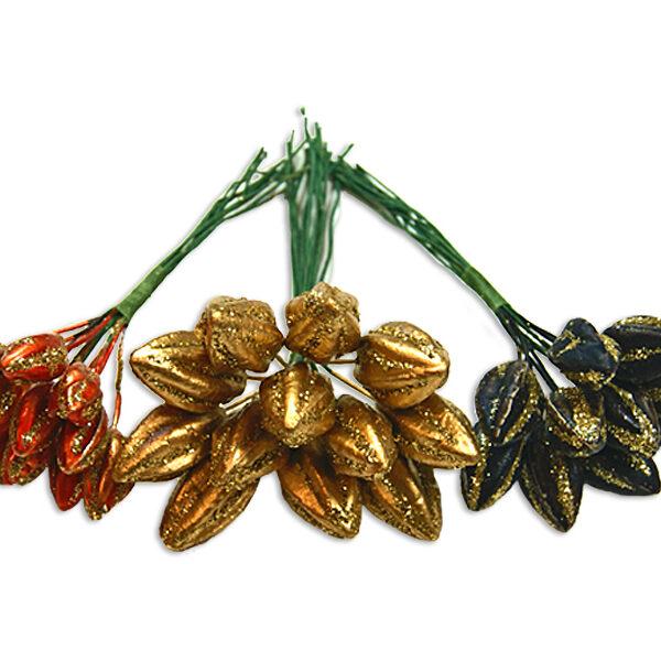 Chestnut cocoa pod (12 doz.)