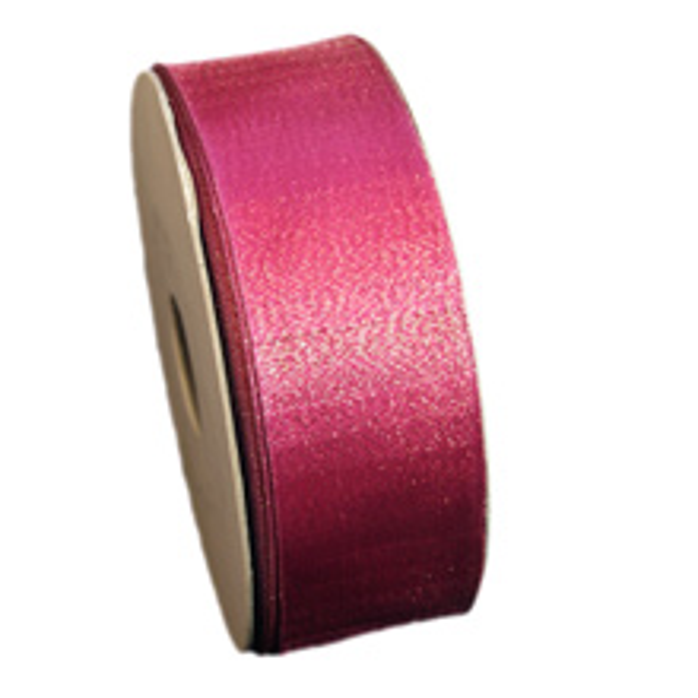 Ruban satin rose dégradé (40mm)