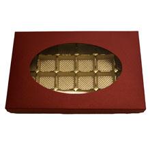 Rectangular box 1lb, Sangria