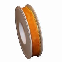 Mikado yellow colored ribbon (0.5in)