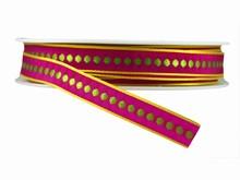 Ruban cirque fuchsia (15mm)