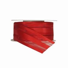 R917  Red Lilipompom Ribbon (1.5in)