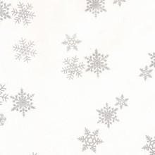 Sachet bordure flocons (15x20po)