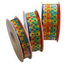 Ribbon with small dots (15-25-40mm)