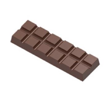 Tablette 2x6 cubes