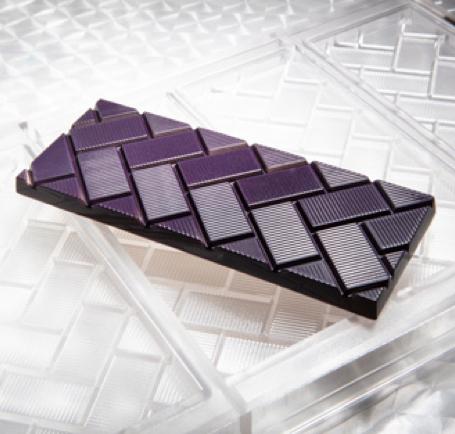 Tablette cubes obliques