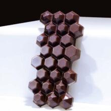 """Hexagon Mold """"Queen Bee"""""""