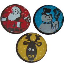 Blister Christmas Mix : Santa Claus, Snowman and Reindeer