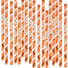 Halloween Print Cake Pop Sticks